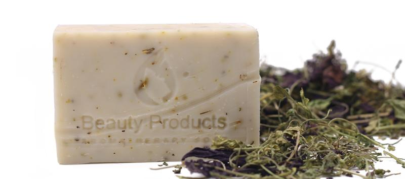 Parsley soap - Reduces Wrinkles, Fine Lines and Scars