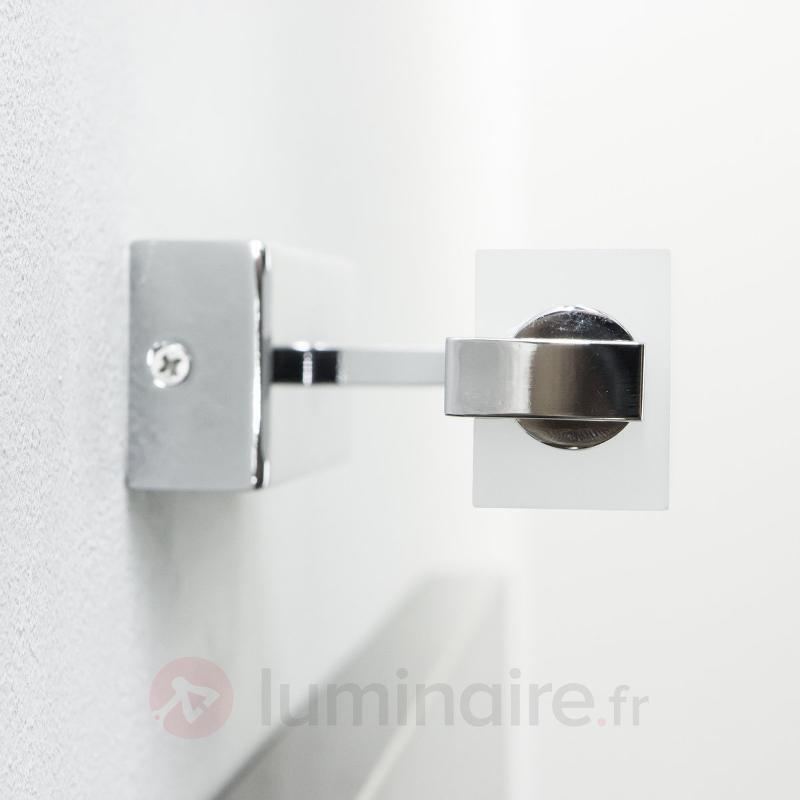 Applique pour salle de bains Sitas avec LED - Salle de bains et miroirs