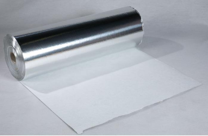Pare Vapeur - Pare-vapeur en aluminium et voile de verre