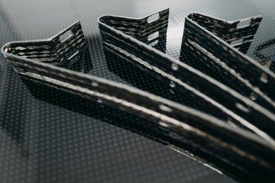 Wear Plates / Jump Strips for Flyer Bow  - Waer plates for all types of Machines in highly quality . Slip-in design