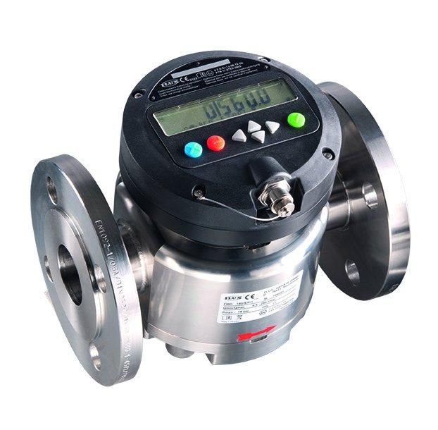 FLUX Flow meter FMO 150 - Flow meter for 15 - 380 l/min