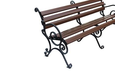 Пластиковая скамейка, скамейка пвх, скамейка пластиковая