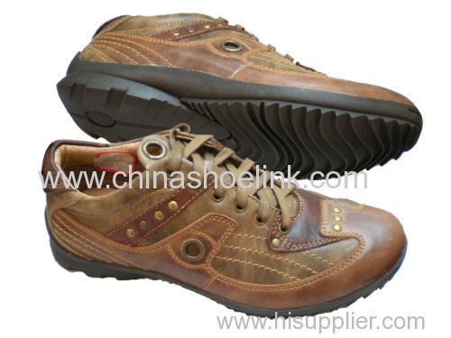 Men casual shoes - men leisure shoes