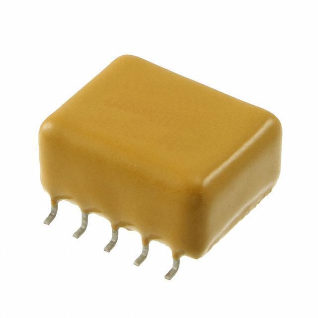 CAP NETWORK 10UF 50V 10SMD - Cornell Dubilier Electronics (CDE) 106K050CS4G-FA