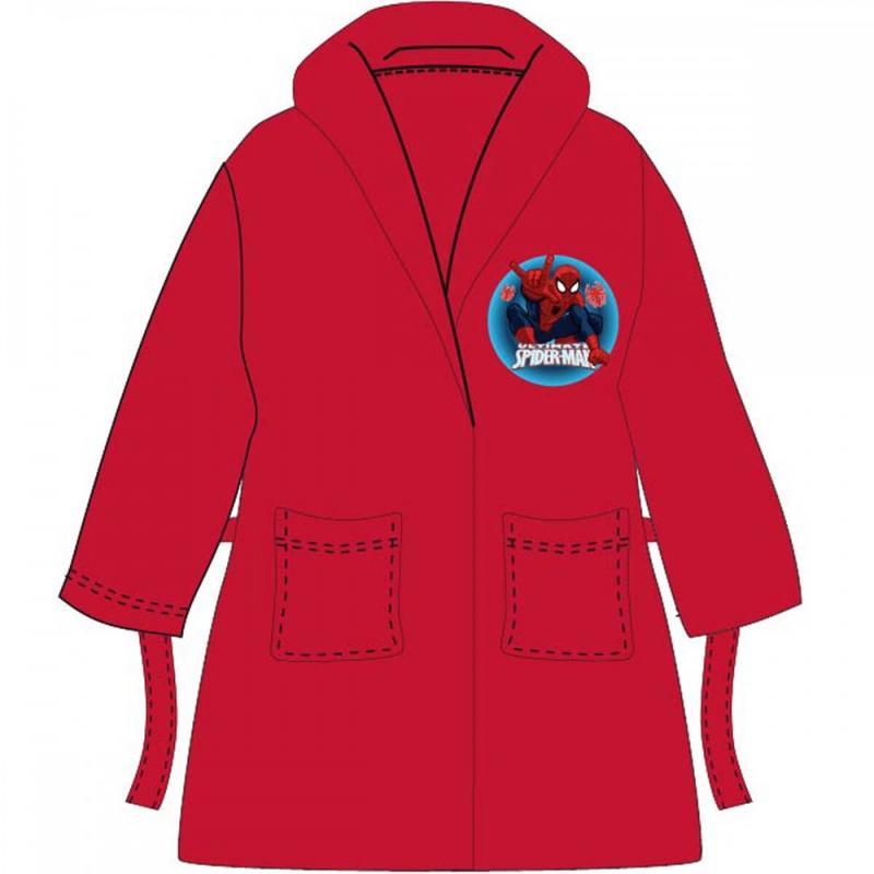 12x Peignoirs Spiderman du 2 au 8 ans - Pyjama