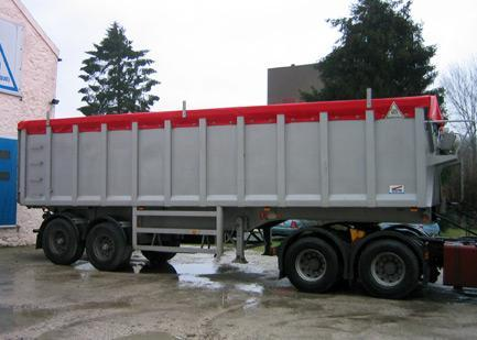 Public Works & Environnement - Covers for containers