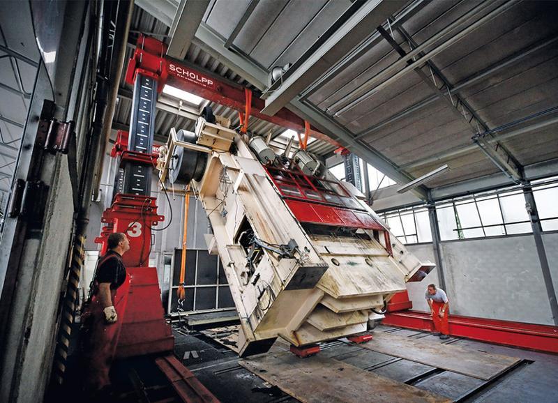 Dismantling - Industrial services