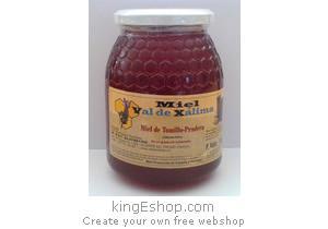 Miel de Lavande & Prairie d'Estrémadure - Référence : 0250T1K