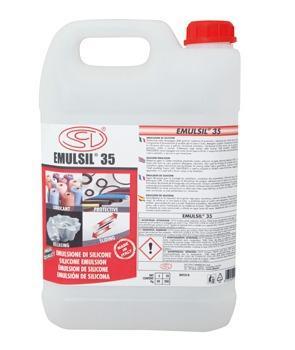 EMULSIL® 35 - Emulsione a base di silicone per stampaggio gomma