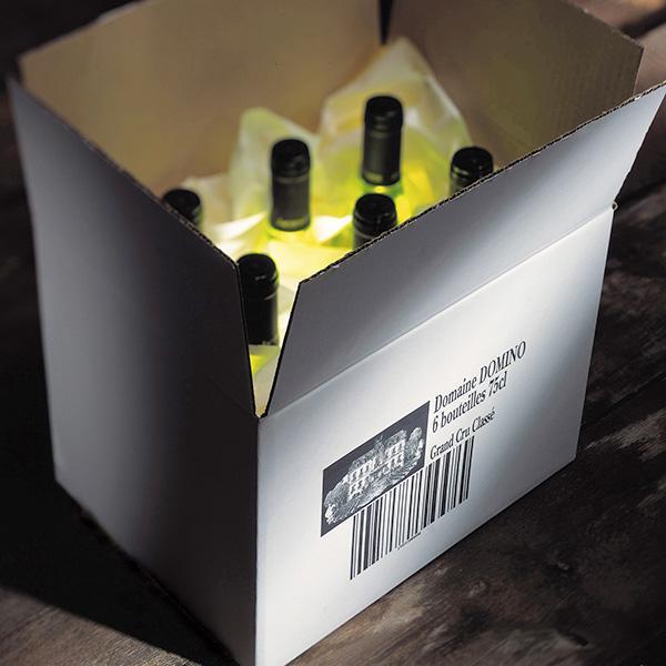Fardelli e Cartoni per vini e distillati - Tutte le soluzioni per la codifica e marcatura, ispezione e controllo,...