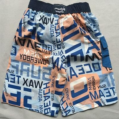 Men's beach shorts -