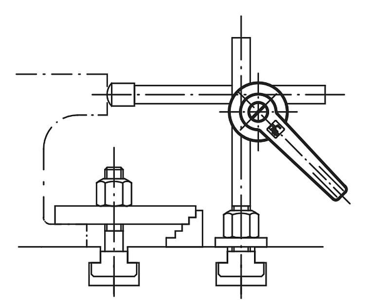 Clamping Joints - Operating parts