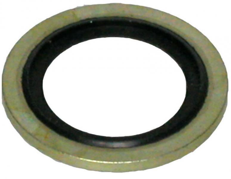 U-seal-ring M 4 - Steel