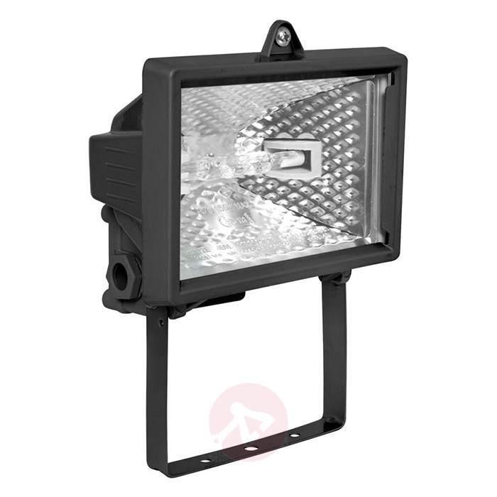 Outdoor wall spotlight ILLUME black - Outdoor Spotlights