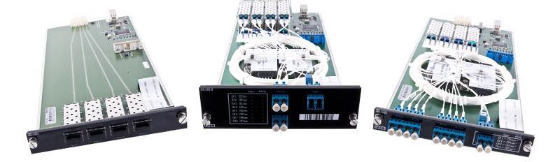 Media Network - MediorNet Modular - MN Link Cards