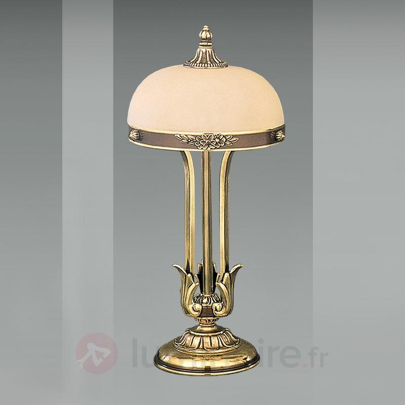 Merveilleuse lampe à poser Almira - Lampes à poser classiques, antiques