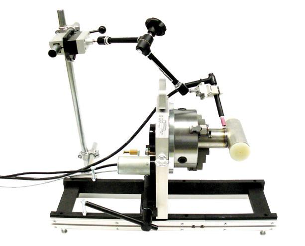 Turn table system Turn 300 - Turn table system suitable for non-standard components - Turn 300, Orbitec