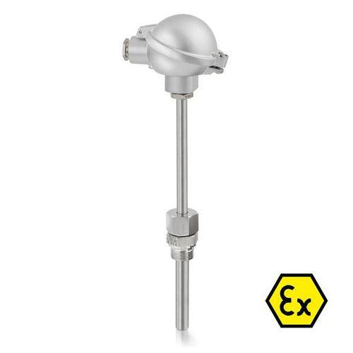 OPTITEMP TCA-TS37 - Sonda de temperatura de resistencia / de termopar / de rosca / IP68