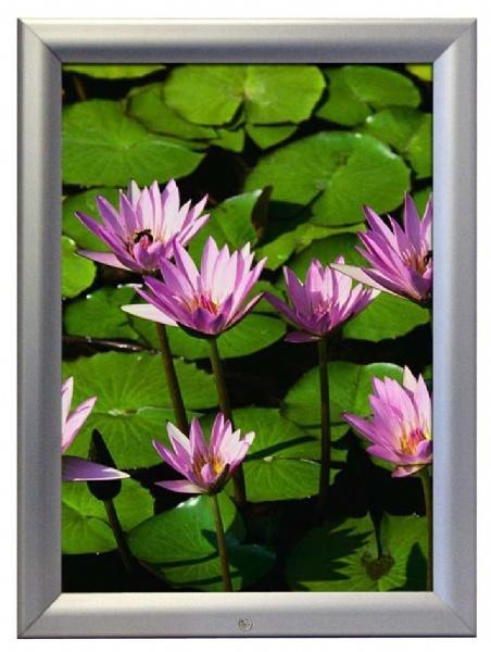Click Frames - Cadre Click étanche avec vis de bloquage