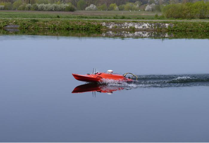 Teledyne Oceanscience Q-Boat 1800 -