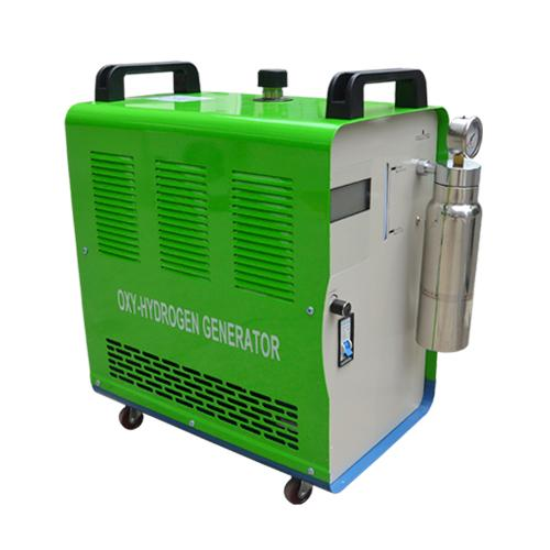 Generador de oxhídrico hho - OH200, pequeño, portátil, alta frecuencia, combustible acuático