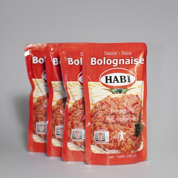 Sauces tomatées - Sauce Bolognaise