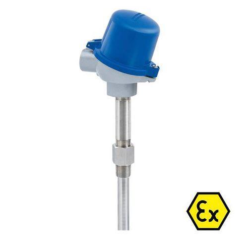 OPTITEMP TCA-TS54 - Sonde de température à résistance / à thermocouple / filetée / robuste