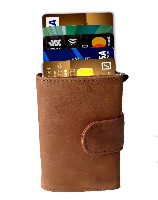 Pasjeshouder - RFID Credit card Portemonnee