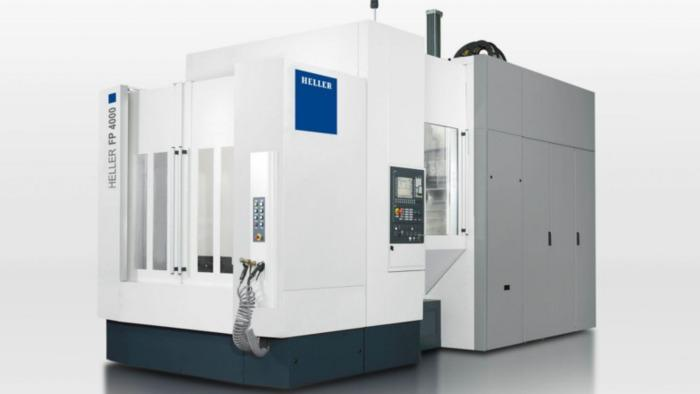 5-Achs-Bearbeitungszentrum FP4000 - null