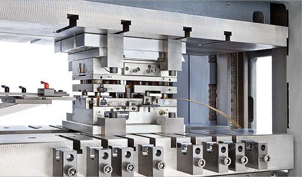 Servo press - SP 500 - Servo press SP 500 (Standalone or in combination with BIMERIC)