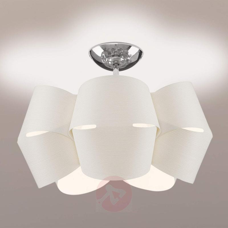 Aesthetic ceiling light Sky Mini Alien white - design-hotel-lighting