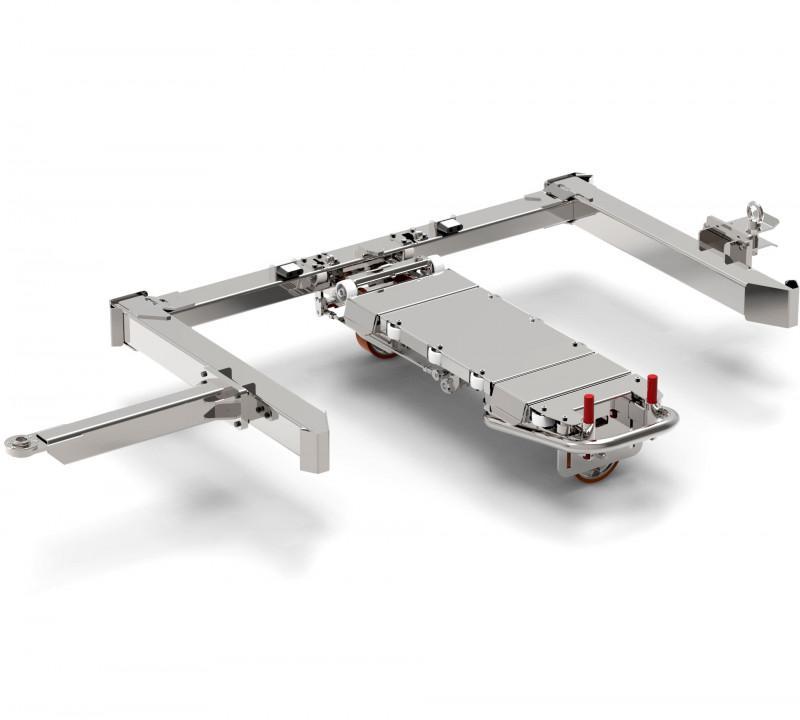 E-Frame BEEASY 2E - E-Frame Anhänger für den Transport von verschiedenen Plattformen geeignet