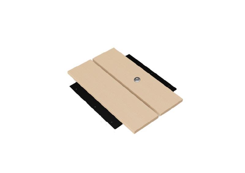 Tablette carré + USB Gecko - catalogue horeca