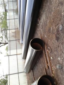 X60 PIPE IN ECUADOR - Steel Pipe