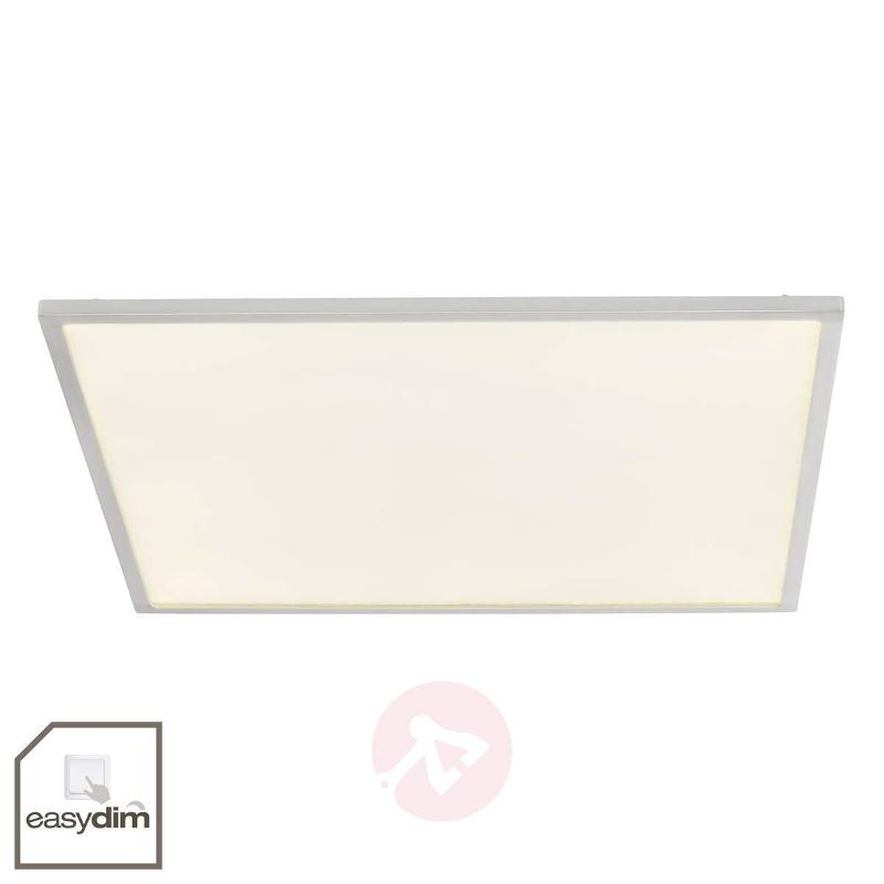Easydim LED ceiling lamp Ceres, square - LED Panel