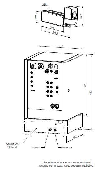 Marcatore Laser Domino F720i - null