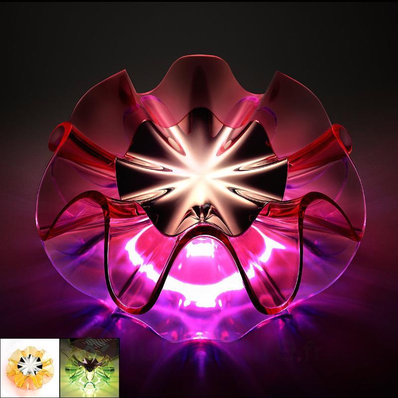 Lampe de table design LED Flamenca - Lampes à poser LED