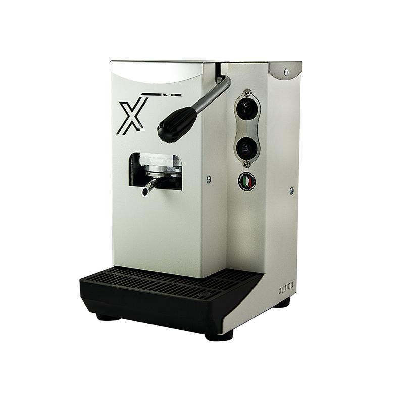 Macchine a Cialde Aroma X Colore Bianco 50 Cialde Omaggio - Aroma X