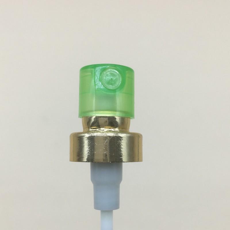 Pompe Fea 15 -vert - Or Brillant - Déstockage