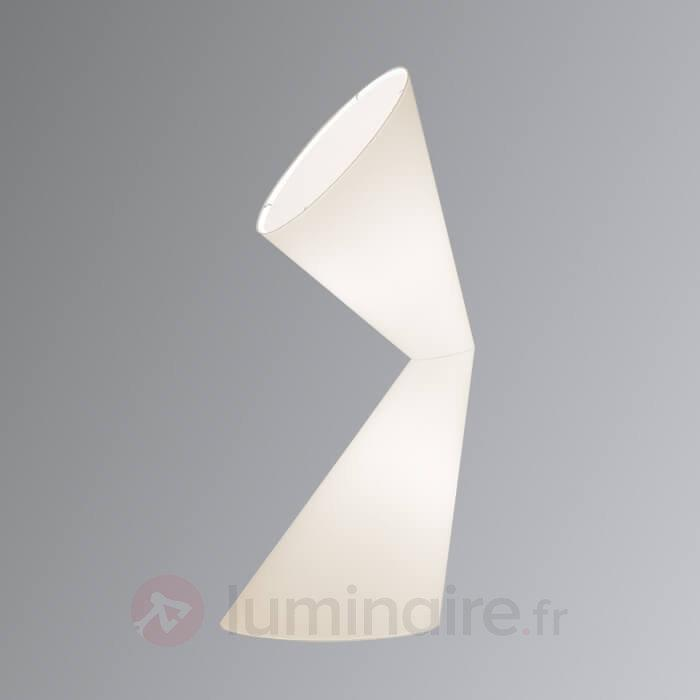Lampadaire conique La La Lamp - Lampadaires design