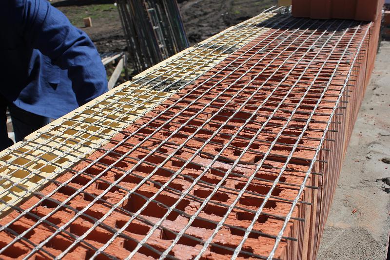BENSTEN K masonry grids - construction meshes
