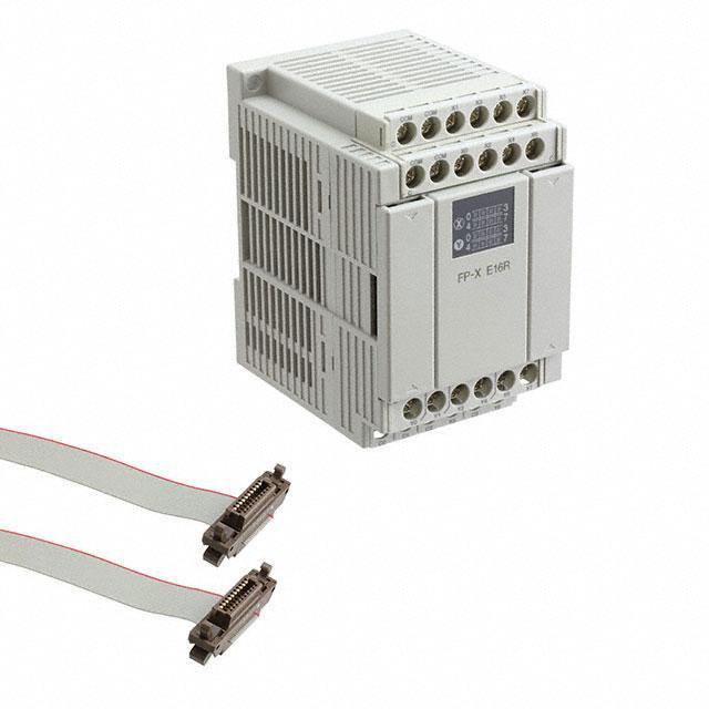 I/O MODULE 8 DIGITAL 8 RELAY - Panasonic Industrial Automation Sales AFPX-E16R