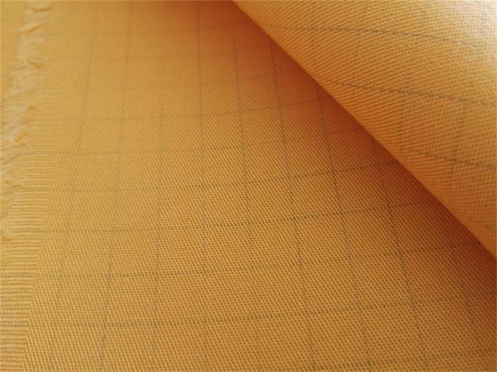 flame retardant & antistatic for protective wear - top quality of flame retardant with black antistatic fiber