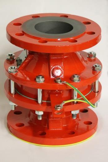 Protection contre les déflagrations, KITO INE-I-... - protège récipients/composants contre la déflagration de liquide/gaz inflammable