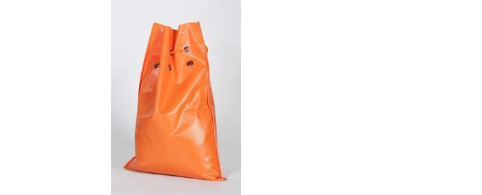 Signalisation temporaire - Sac de lestage orange renforcé - null