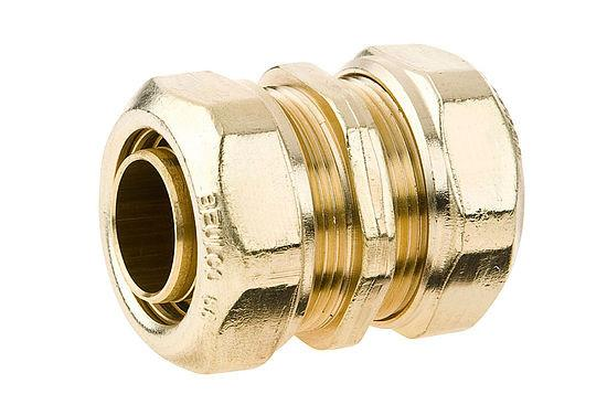 Coupling 6605 - Coupling for pipes in cold and hot water area