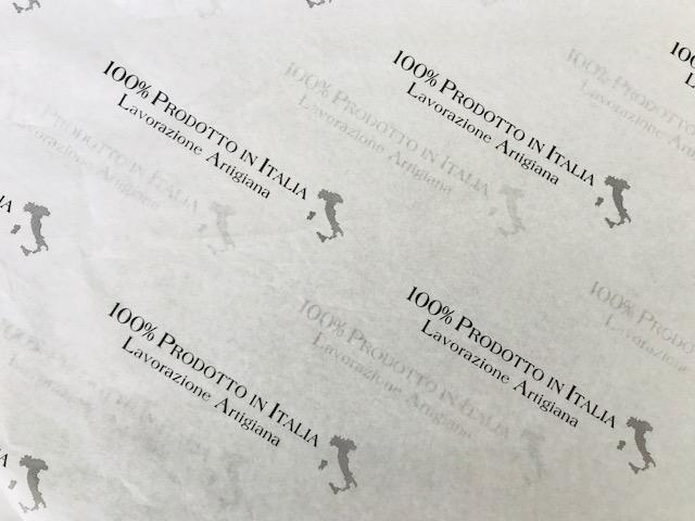 Carta Velina Personalizzata/Personalized Tissue Paper