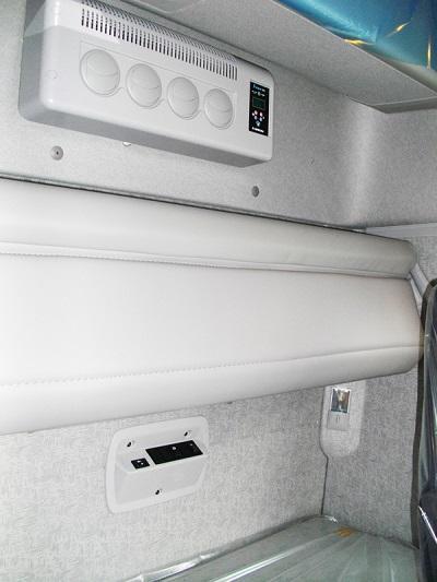 Climatizzazione camion - Condizionatori da stazionamento camion