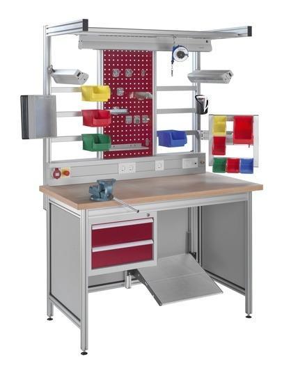 RK Easywork – workstation systems  -