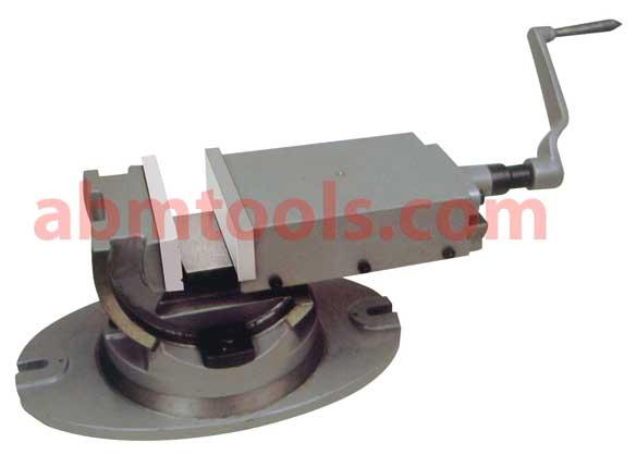 Tilting & Swiveling Vice - J & S Type - England Type - Positive locking to withstand heavy loads.